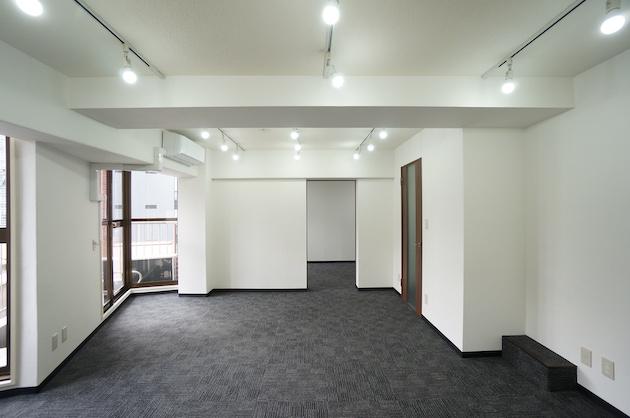 【募集終了】小川町4分。採光豊かなリノベオフィス。<p>[小川町/17万/45㎡]