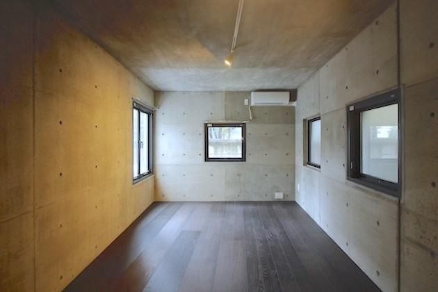 【募集終了】目黒、RC造の新築デザイナーズメゾネットSOHO