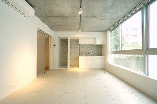 【募集終了】六本木駅6分、利便性、豊かな環境、築浅デザイナーズSOHO。<p>
