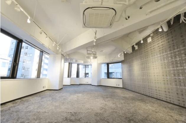 東日本橋、駅近の会議室付きリノベーションオフィス