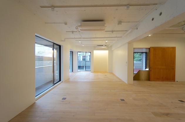 永田町・赤坂見附エリア、広々オーナー区画を大胆にリノベーション