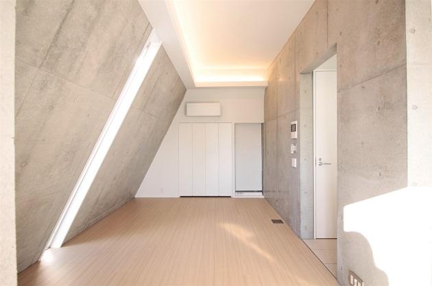 表参道。コンクリートがつくる築浅デザイン空間。<p>[渋谷区/20万/35㎡]