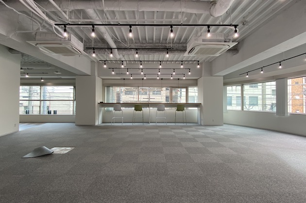 Considering renting office space in Tokyo