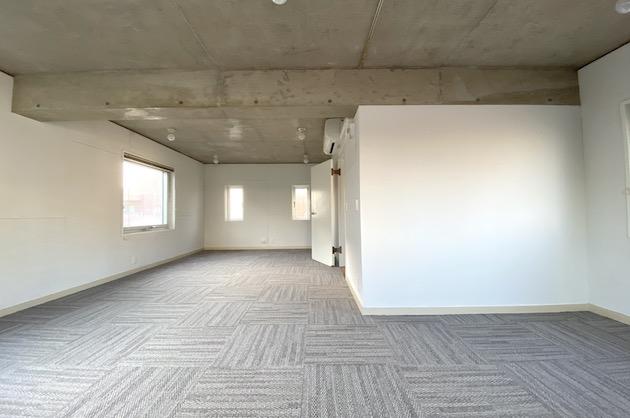 【募集終了】恵比寿駅7分、コンクリートな戸建デザイナーズで働く
