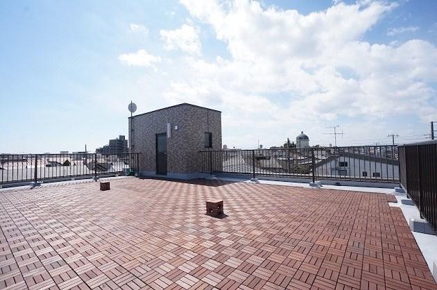 【募集終了】落合南長崎、屋上テラス付きのシンプルリノベSOHO