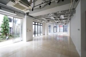 三田エリア、1Fの天高3.6m、開放感を味わうオフィス<p>[港区/65万/118㎡]