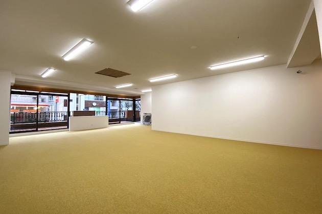 永田町駅6分、男女別トイレ付シンプルリノベSOHO<p>[千代田区/36万/68㎡]