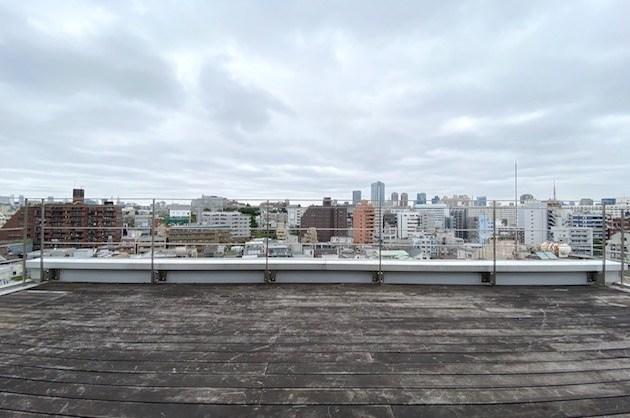 恵比寿、眺望豊かなメゾネットルーフテラス付<p>[渋谷区/64万/93㎡]
