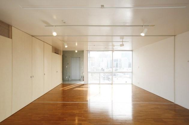 恵比寿、充実した収納と明るい空間と<p>[渋谷区/32万/66㎡]