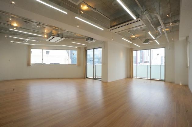 御茶ノ水。充実した共用部を持つデザインオフィス。<p>[千代田区/60万/62㎡]