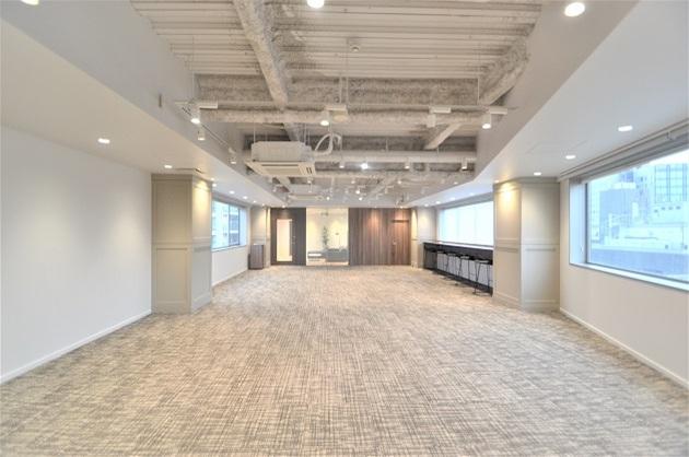 築地4分。モダンシックな内装付き最先端オフィス。<p>[中央区/124万~/164㎡~]