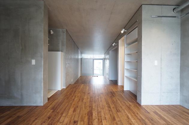 六本木、デザイン性に富んだ新築SOHO<p>[港区/23万/35㎡]