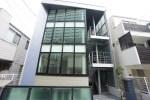 青葉台。閑静な地に佇む新築デザイナーズオフィス<p>[目黒区/30万/53㎡]