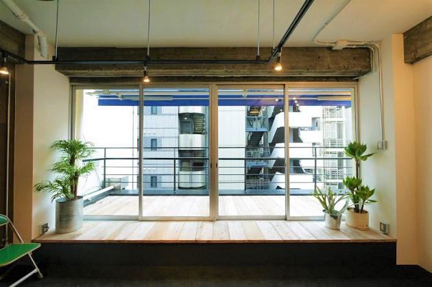 新御茶ノ水、開放感溢れる最上階リノベーション<p>[千代田区/25万/37㎡]