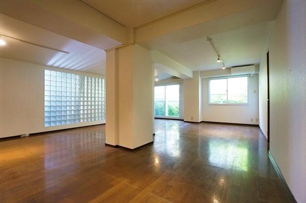 【募集終了】白金台。閑静な街並みに佇む緑豊かな癒し空間。