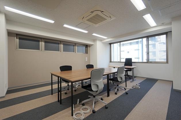 日本橋2分。利便性に優れたコンパクトな築浅オフィス。<p>[中央区/48万/65㎡]