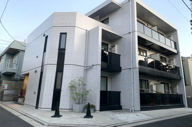 学芸大学。屋上テラス付き、白で統一された築浅デザイナーズ<p>[目黒区/13万/24㎡]