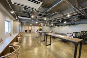 錦糸町のリノベオフィス、家具レンタルで理想の空間を<p>[墨田区/135万/310㎡]