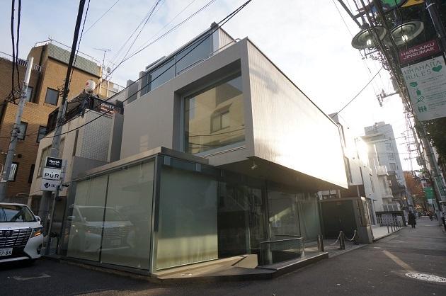 神宮前4丁目、ガラス箱のデザインオフィス<p>[渋谷区/50万~/75㎡~]