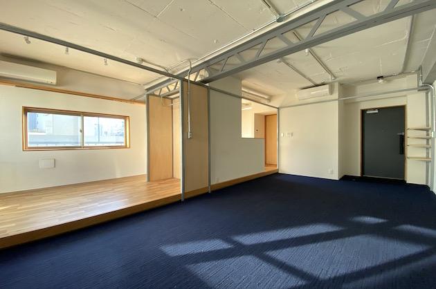麻布。オフィスと住居の見事な融合。<p>[港区/21万/45㎡]