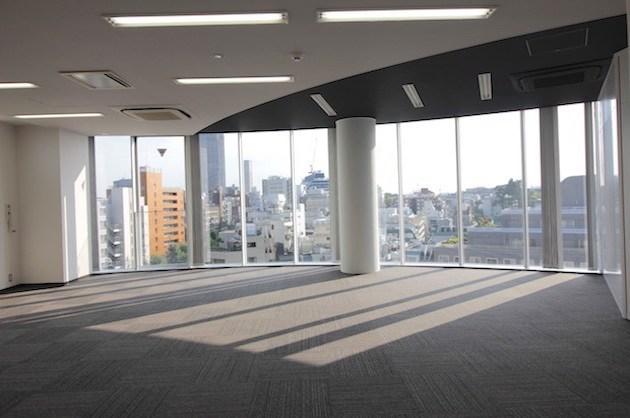 渋谷駅徒歩3分。最上階ワンフロアを独占して<p>[渋谷区/70万/101㎡]