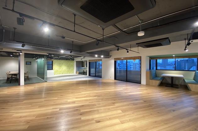 浅草橋2分、最上階の家具付きデザイナーズオフィス<p>[台東区/70万/129㎡]