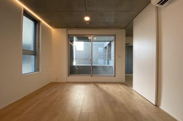 神泉。新築デザイナーズでスタイリッシュに働く。<p>[渋谷区/17万円/34㎡]