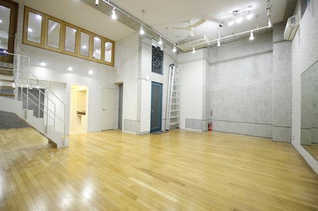 【募集終了】中野新橋、天高4m超のメゾネットスタジオ空間