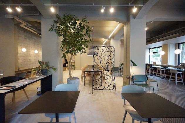 新橋、登録有形文化財を多様な空間にアップデート。<p>[港区/24万円~/12㎡~]