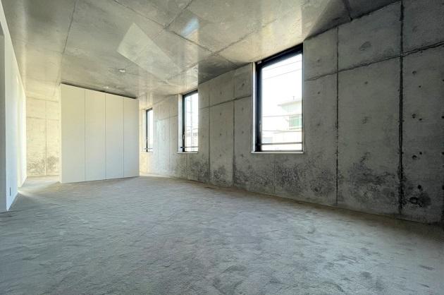 池ノ上2分、移動式収納を備えた新築ワンルームSOHO。<p>[世田谷区/18万円/44㎡]