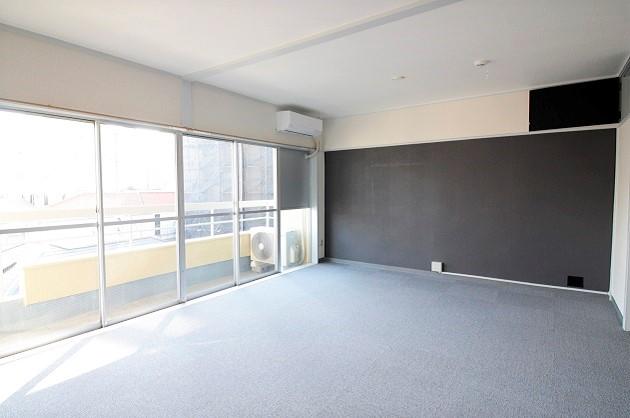 原宿3分、竹下通りそばのシンプルな小規模オフィス<p>[渋谷区/18万円/44㎡]
