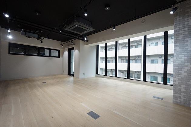 八丁堀2分、東京駅近くの新築オフィスで働く。<p>[中央区/46万円/66㎡]