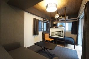 浜松町、家具付きのホテルライクなデザイナーズSOHO<p>[港区/27万円/40㎡]