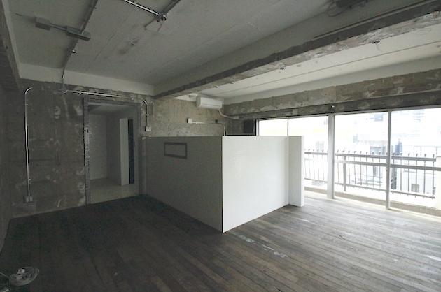 代官山。広々ルーフバルコニー付き無機質オフィス<p>[渋谷区/23万/39㎡]