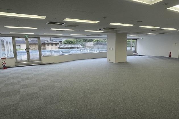 「恵比寿駅」徒歩5分、ハイグレードワンフロアオフィス。<p>[渋谷区/484万/484㎡]