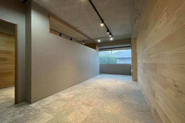 明治神宮前。高級感のある隠れ家的デザイナーズ。<p>[渋谷区/26万/39㎡]
