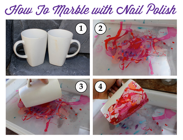 Image Led Remove Nail Polish Without Using Remover Step 8