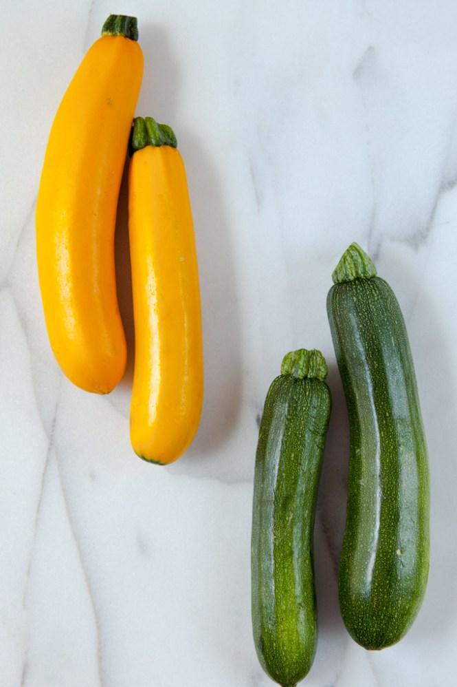 žute i zelene tikvice