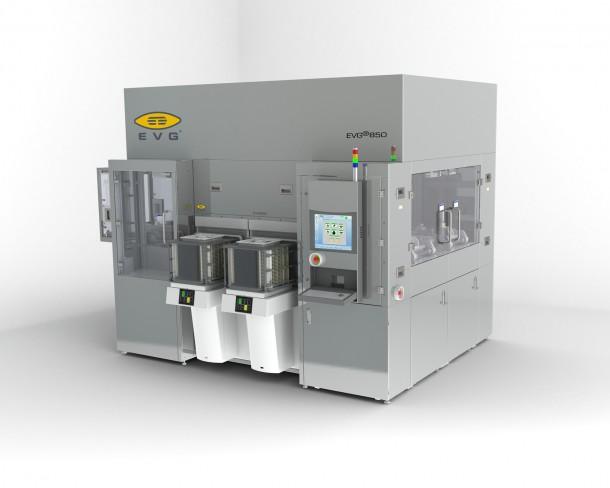EVG 850SOI 450mm