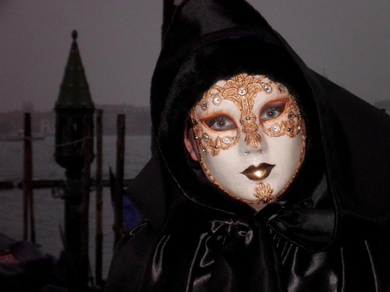 Venise : quand les français font carnaval