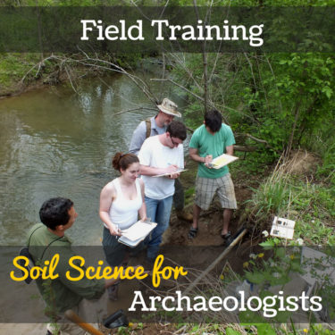 Soils for Archaeologists