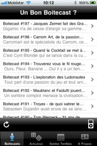 iBoitecast - Ecoutez les Boitecasts ...