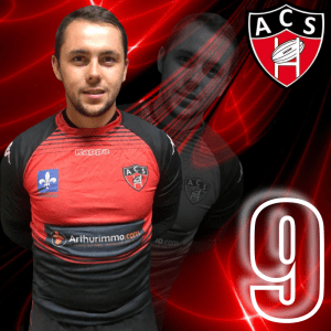 DENIS JONATHAN AC SOISSONS RUGBY
