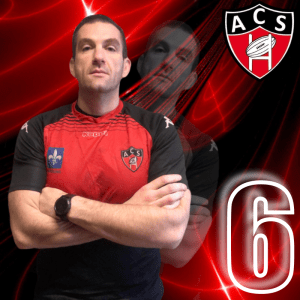 DERIBLE GUILLAUME AC SOISSONS RUGBY