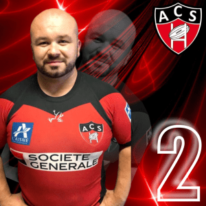 BONCOURT KEVIN AC SOISSONS RUGBY