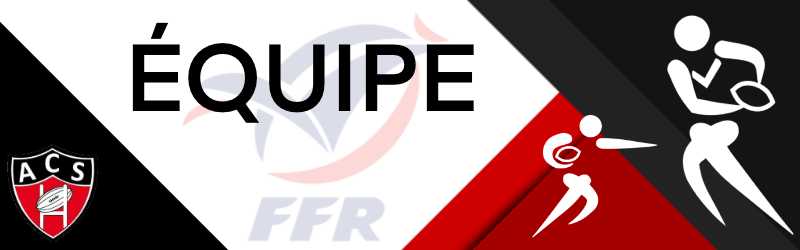ÉQUIPES AC SOISSONS RUGBY EFFECTIF