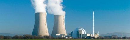 iStockphoto - Central nuclear en Alemania.