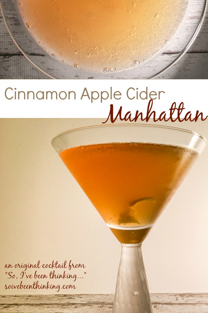 soivebeenthinking.com, Cinnamon Apple Cider Manhattan, Steph Rufa Photography