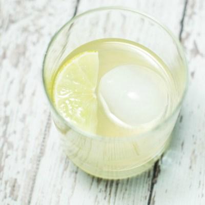 Top Shelf Margarita with Fresh Citrus