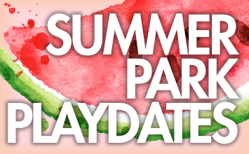Stay in touch all Summer long at Park Playdates